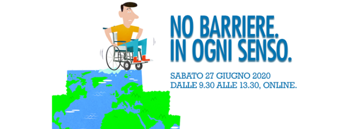 No barriere. In ogni senso.